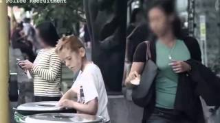Hungry boy - New Zealand