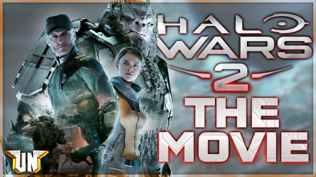Halo Wars 2 All Cutscenes Halo Wars 2 Movie By Blur Studios 1080p 60fps Youtube