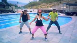 """Zumba® """"El Tiburón"""" Henry Mendez y Honduras Dance Crew"""