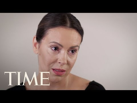 Alyssa Milano, Selma Blair On Educating Boys From A Young Age About Respect  POY 2017  TIME