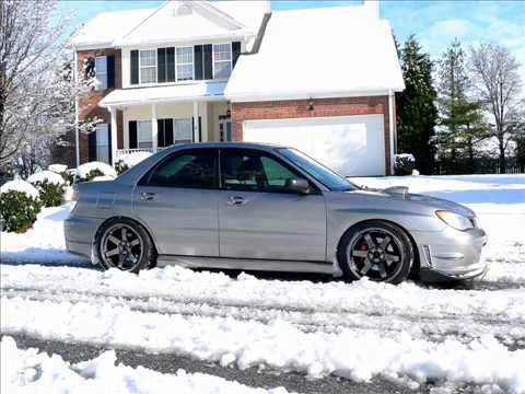 Aggressive 07 Subaru Wrx Tr 1