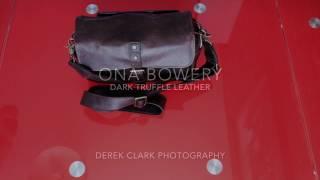 ONA Bowery Camera Bag  Whats  N My Street Photography Bag