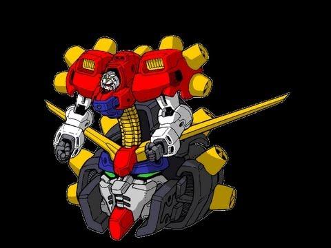 1/144 Devil Gundam - Mobile Fighter G Gundam - YouTube