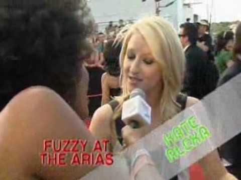Kate Alexa at the Arias