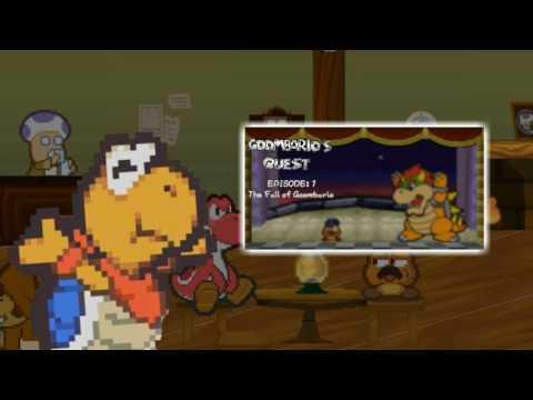 Go Watch Goombario's Quest Episode 1!!