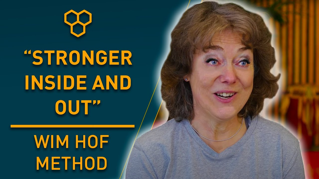 """""""I am stronger inside and out"""" 