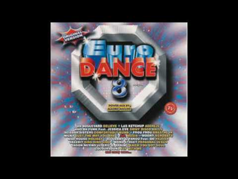 Eurodance 8 (Complete Cd)
