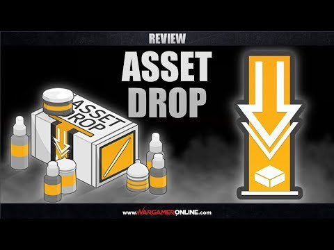 A review of Asset Drop: the subscription box for miniature p