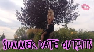 Summer Date Outfits! | Darling Al ♡