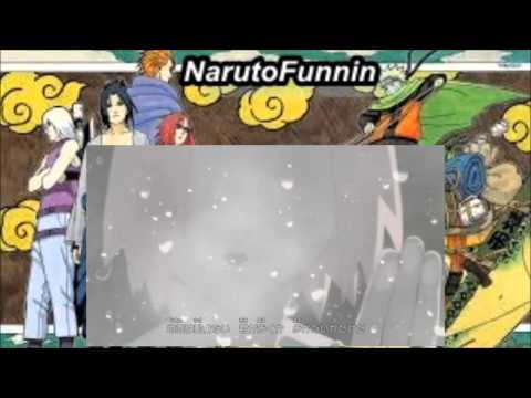 Naruto Shippuden Ending 16