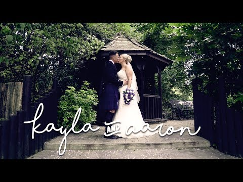 All that I am, All that I will be, Is Yours forever - Kayla & Aaron, Wedding Film