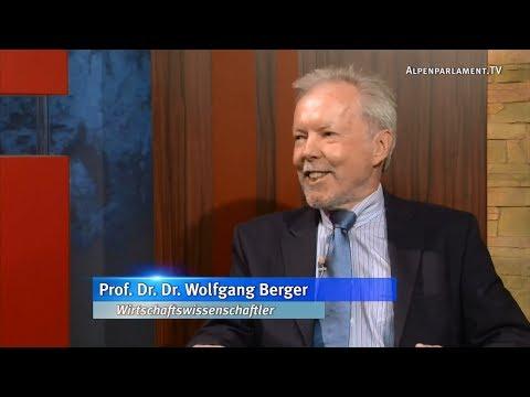 Durch fließendes Geld raus aus der Zinsknechtschaft - Prof. Dr. Dr. Wolfgang Berger