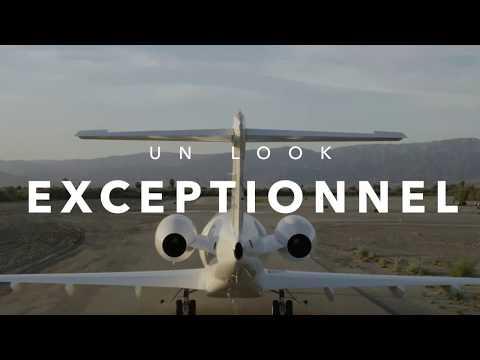 Challenger 350 - Un look exceptionnel
