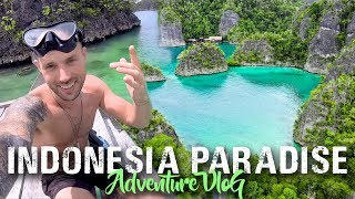 PIAYNEMO Island Hopping | RAJA AMPAT | travel Indonesia vlog