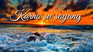Gambar cover Karna su sayang~near ft.Dian sorowea(Official lyric video)