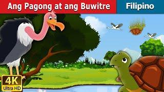 Ang Pagong at ang Buwitre | Kwentong Pambata | Mga Kwentong Pambata | 4K UHD | Filipino Fairy Tales