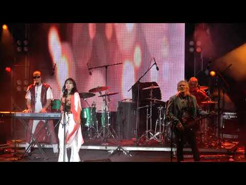 """ВИА Советских времён """"Лейся Песня"""", концерт на Поляне Песен в день города Пятигорска!"""