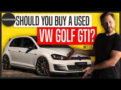 Volkswagen Golf GTI used car review - Is the go-to hot hatch still any good? | ReDriven