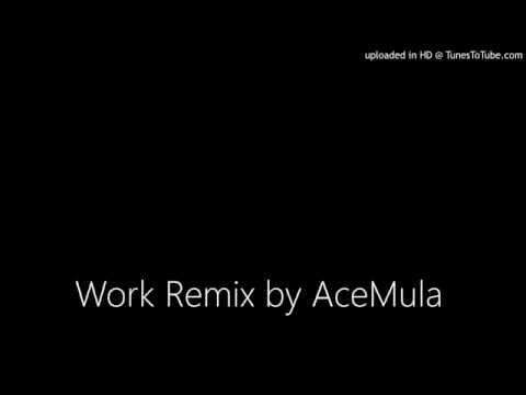 [Music]Work Remix by Ace Mula - @Mattsteffanina Choreography