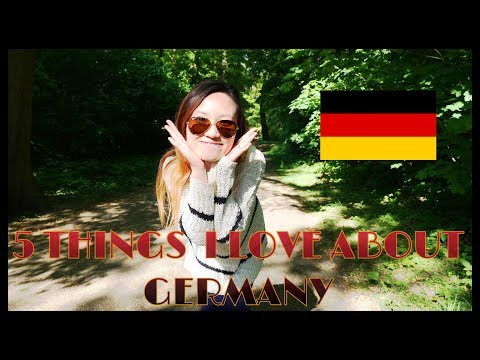 5 things I love about Germany   food mostly 五個喜歡德國的原因