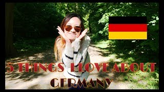 5 things I love about Germany | food mostly 五個喜歡德國的原因