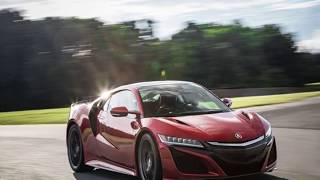 2018 Acura NFX latest addition | Real Super car