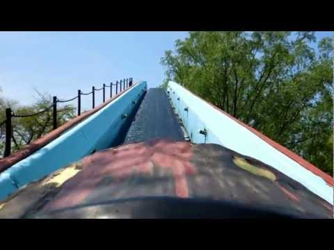Centre Island Log Flume Ride