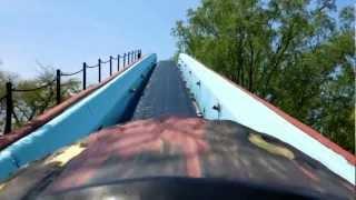 Centre Island Log Flume Ride