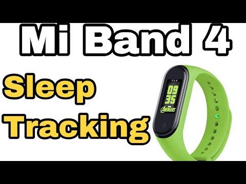 How To Activate Mi Band 4 Sleep Tracking Automatic/Mannual | Hindi | Pratik
