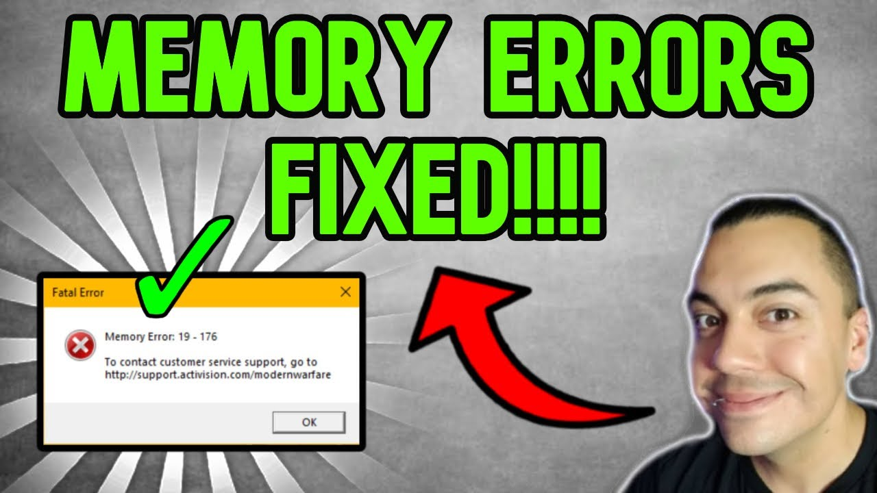 Download How To Fix Memory PAGE FILE Errors Crashing in Warzone Cold War call of duty!