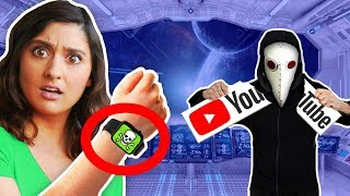 24 HOURS to STOP HACKER DOOMSDAY BATTLE ROYALE (scavenger hunt reveals Plague youtube takeover)
