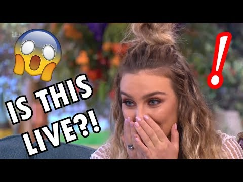 Little Mix FORGETS that they are LIVE - MOMENTS