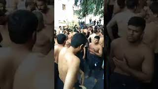 Azadari in Bazaar e Shaam Thurs 9th Nov 2017