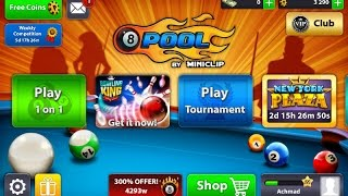 8 Ball Pool - Tokyo Warrior Hall With Basketball Stars Cue 5k