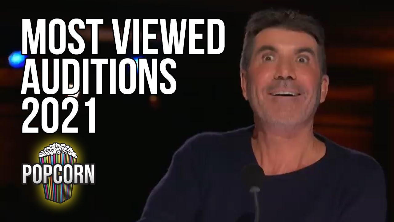 Download 10 MOST VIEWED AMERICAS GOT TALENT AUDITIONS 2021