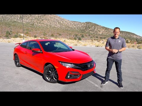 Is the 2020 Honda Civic Si the BEST BUDGET performance car?