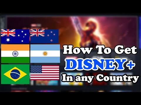How to Get Disney Plus In any Country | What is Disney+ | What's Coming To Disney Plus?