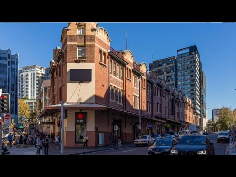 The Ultimo (formerly Aarons Hotel Sydney) - Sydney Hotels,  Australia