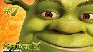 Shrek 2 The Video Game прохождение - Серия 7