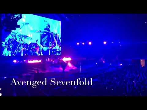Avenged Sevenfold Concert Highlights 9-20-2016 Fort Wayne, IN