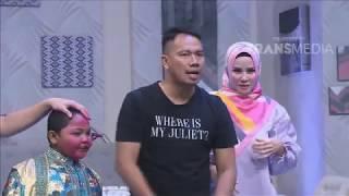 NGABUBURIT HAPPY - Angel Gandengan Tangan, Vicky Marah Serius Ke Denny ! (28/5/18) Part 2