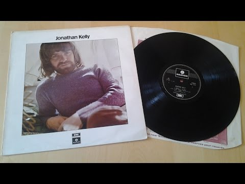 Jonathan Kelly (Side 1) – Incredibly Rare 1970 UK Parlophone Debut Folk LP £250