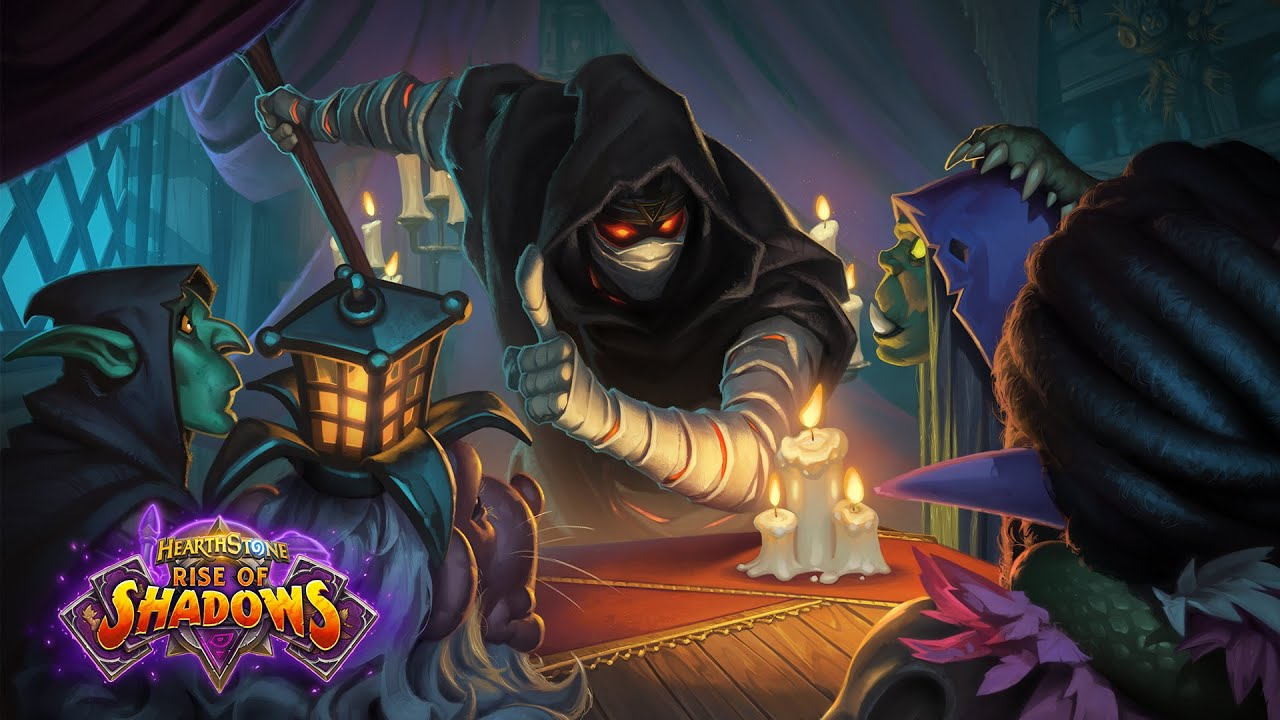 Rise of Shadows is Hearthstone's first Year of the Dragon expansion