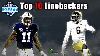 The TOP 10 Linebackers In The 2021 NFL Draft (Including TWO Big Sleepers)