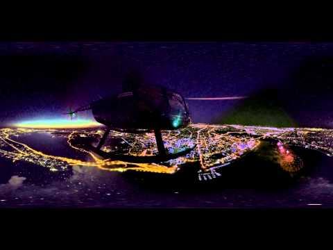 Australia Day Skyworks 360 Video
