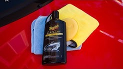 Meguiars Gold Class Car wax Review