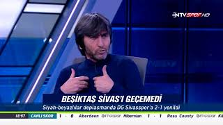 Rıdvan Dilmen: Şenol Güneş'i yedirmeyin, ye-dir-me-yin