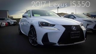 2017 Lexus IS350 F-Sport 3.5 L V6 Review