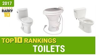 Toilets Top 10 Rankings, Reviews 2017 & Buying Guides