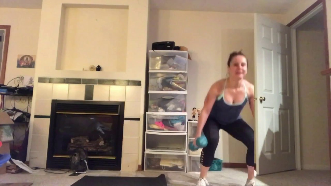 e2399429f5b00 A Little Obsessed Day 1  Total Body Core - YouTube